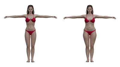 Illustration of Normal Values for The Shape And Size Of A Woman's Uterus?