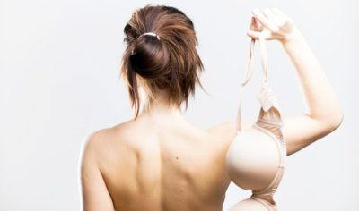 Illustration of Is Sleeping Without A Bra Good For Health Or Trigger Breast Cancer?