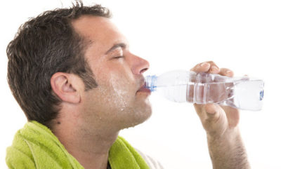 Illustration of The Cause Of Sweating A Lot After Drinking Water?
