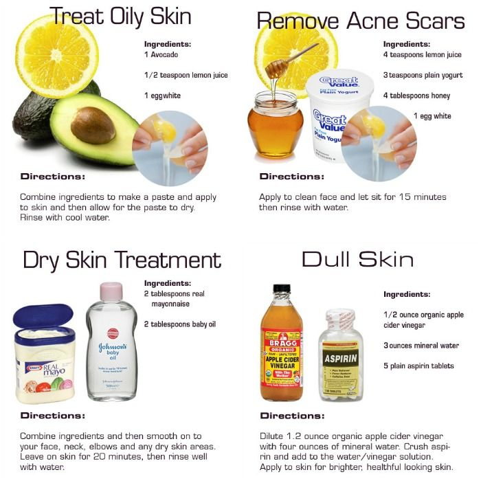 Treatment For Oily And Dull Skin?