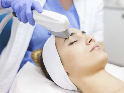 Illustration of Is IPL Treatment To Remove Facial Hair And RF To Streamline The Face?