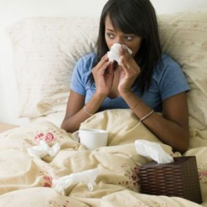 Illustration of Colds Recur Quickly?