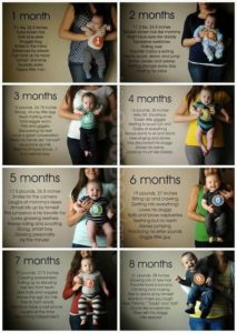 Illustration of How To Hold A 3 Month Baby Is Good And Right?