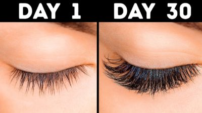 Illustration of How To Grow Lashes?