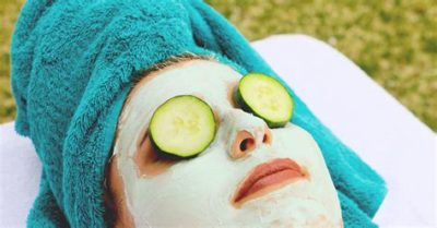 Illustration of Can I Put Cucumber Water In My Eyes?
