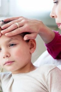 Illustration of Causes And Treats Seizures In Children?
