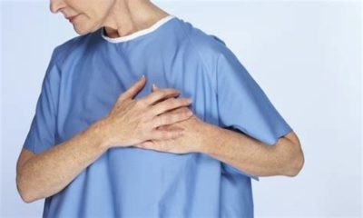 Illustration of Causes Of Left Chest Pain In Short Duration?