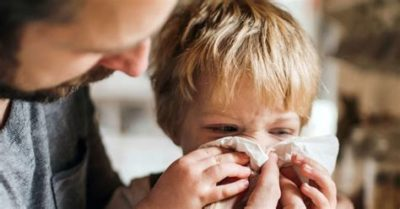 Illustration of Causes And Treats Flu In Children?