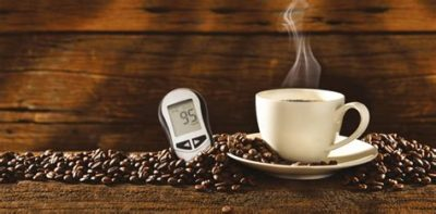 Illustration of Take Diabetes Medicine Along With Drinking Coffee?