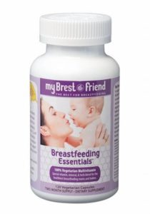 Illustration of Safety Of Vitamin E Products For Breastfeeding Mothers?