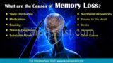 Causes Of Memory Loss After Waking Up?