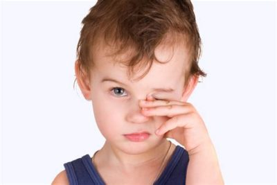 Illustration of Itchy And Watery Eyes In Babies From Birth To 3 Weeks Of Age?
