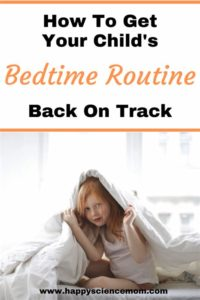 Illustration of How To Get Your Bedtime Back To Normal?