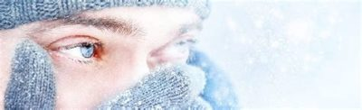 Illustration of Flu And Teary Eyes When Exposed To Cold Weather?