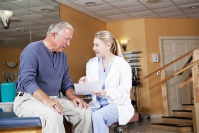 Illustration of Care For Patients With Mild Stroke At Home?