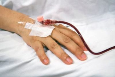 Illustration of Itching Of The Body After Blood Transfusion?