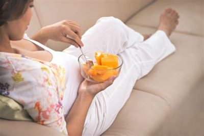 Illustration of The Impact Of Pregnant Women Eating Or Drinking Sweet?