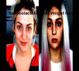 Illustration of Weak Body Accompanied By Weight Loss After Taking Gastric Medicine?