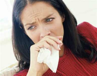 Illustration of Cough With Phlegm That Doesn't Go Away For 5 Months?