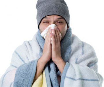 Illustration of Overcome Sneezing And Flu In Cold Weather?