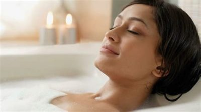 Illustration of Take A Warm Bath To Treat Itching In Pregnant Women?