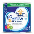 Replacing Formula Milk For 1 Year Old Children?