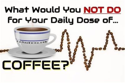 Illustration of Daily Dose Of Coffee That Is Safe For Consumption?