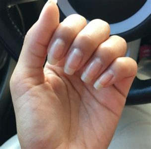 Illustration of Strong Nails?