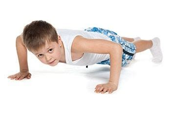 Illustration of Can Push Ups, Pull Ups And Planks Inhibit Height Growth?
