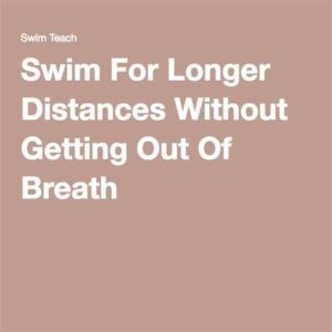 Illustration of Shortness Of Breath When Swimming For Too Long In A 16-year-old Teenager?