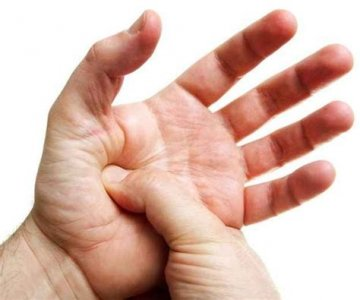 Illustration of Discomfort In The Palm Of The Left Hand Radiates To The Chest Pain?