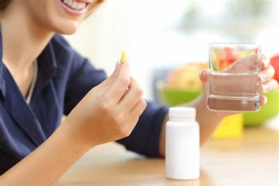 Illustration of Take Supplements At The Same Time When You Are Pregnant?