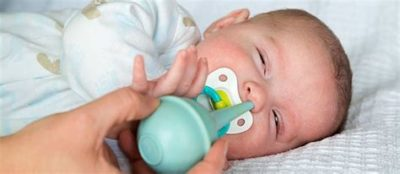 Illustration of Treating Flu And Nasal Congestion In 2 Months Baby?