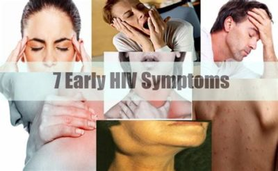 Illustration of Is A Prolonged Fever An Early Sign Of HIV?