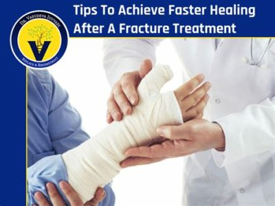 Illustration of Regarding The Process Of Wound Healing After Fracture Surgery?