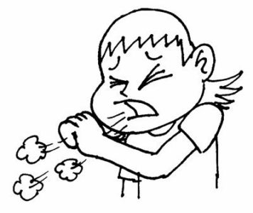 Illustration of Overcoming Diarrhea With Cough And Cold In 7 Months Baby?
