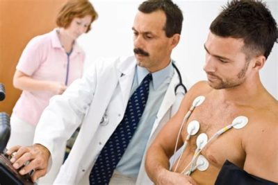 Illustration of Examination For Patients With Heart Rhythm Disorders?