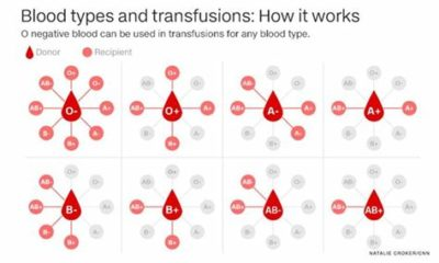 Illustration of Why Is The Blood Group Of A Child Different From That Of Both Parents?