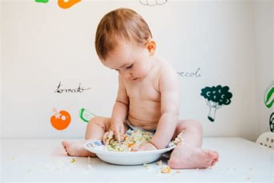 Illustration of Complementary Feeding For Babies Aged 3 Months?