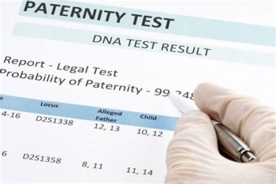 Illustration of Can A DNA Test Be Done While The Baby Is Still In The Womb?